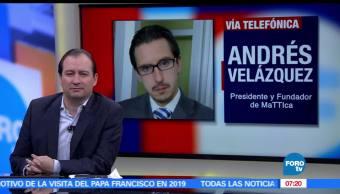 Andrés Velázquez, fundador de MaTTica, ciberataque, afectados