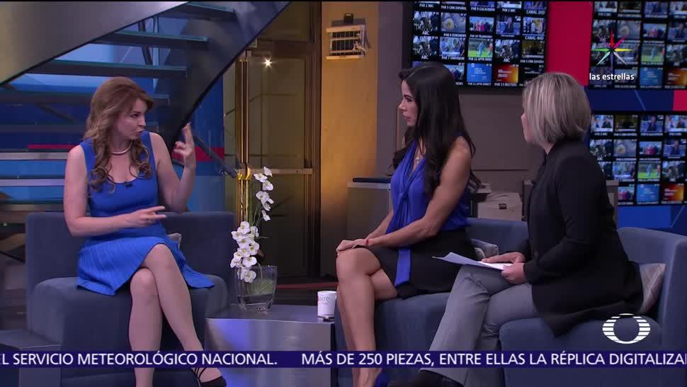 doctora Diane Pérez, especialista, innovación educativa, Sissi Cancino, sobrepeso