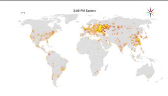 noticias, televisa news, Mexico, pais mas afectado, ciberataque, LA