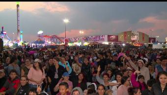 Marc Anthony, Enrique Iglesias, Exposiciones turísticas, Expo Fiesta Michoacán 2017