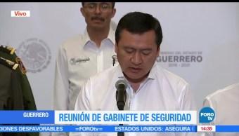 Osorio Chong, reunión con Conago, protección, periodistas