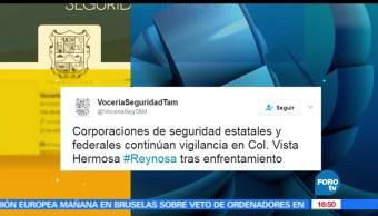 Vocería Seguridad, Tamaulipas, alerta, situación de riesgo
