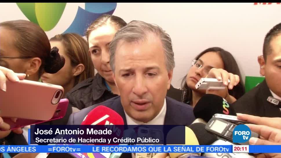 noticias, FOROtv, investigaciones, bancos, manipulacion de bonos, Jose Antonio Meade