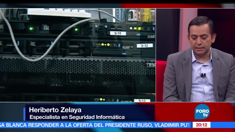 noticias, FOROtv, Usuarios, links desconocidos, evitar, ciberataques