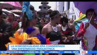Efeméride, En Una Hora, Día Contra la Homofobia, homosexualidad, oms, enfermedades mentales