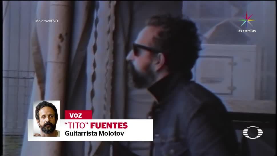 Roban, banda, Molotov, Camión, instrumentos musicales, Estado de méxico