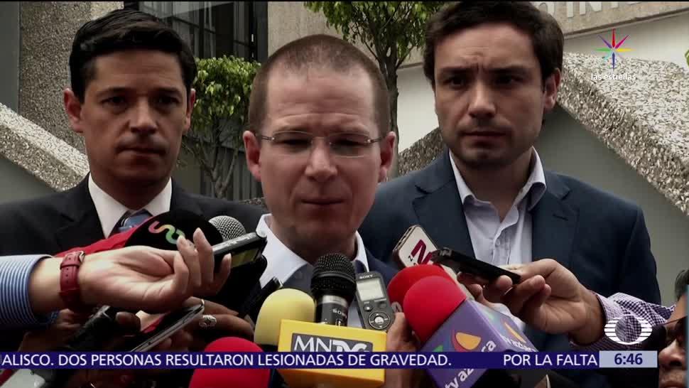 Ricardo Anaya, denuncia al gobernador, Nayarit, programas sociales