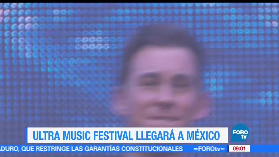 festival, música electrónica, México, Ultra Music Festival
