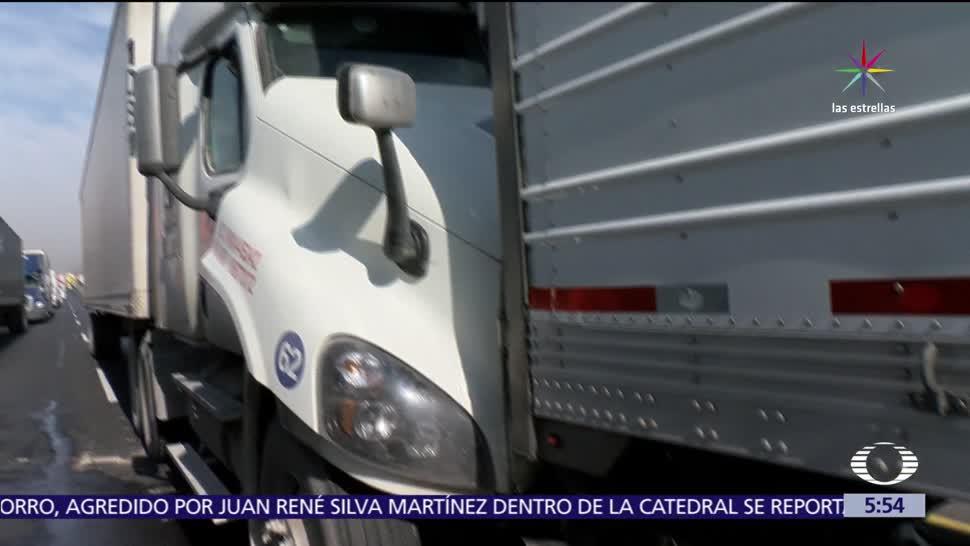 Vehículo, choque, múltiple, Nuevo León