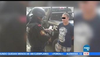 noticias, forotv, Detienen, presunto, lider de Los Zetas, Nuevo Leon