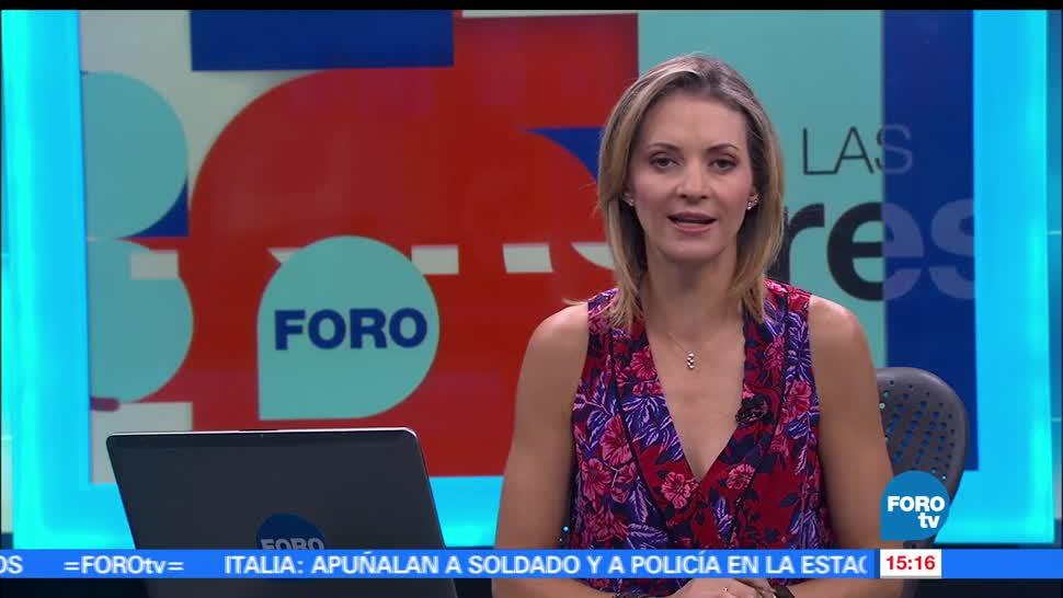 noticias, forotv, A las Tres, Programa, completo, 19 de mayo de 2017