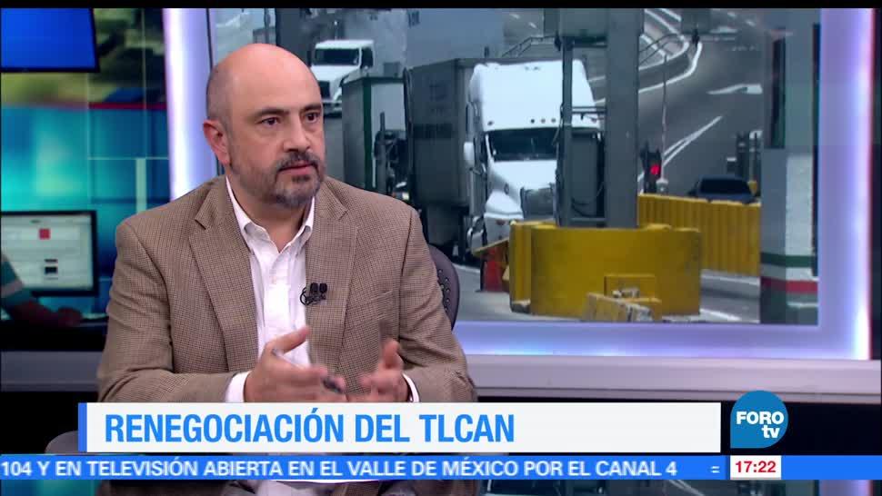 noticias, forotv, objetivos claros, renegociacion, TLCAN, Francisco Gutierrez,