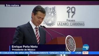 EPN, celebra, Los Pinos, aniversario, Instituto Politecnico Nacional IPN,