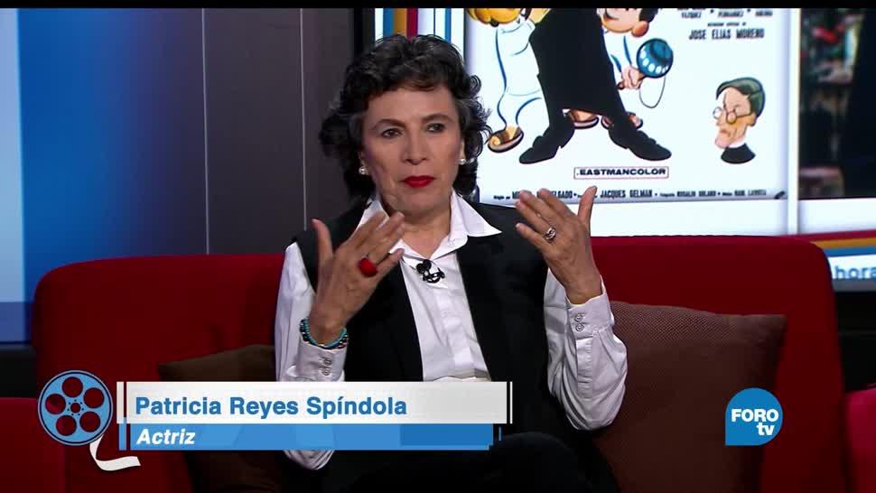 Cine, Películas, Favoritas, Entretenimiento, Patricia Reyes Spíndola, Zuckermann,