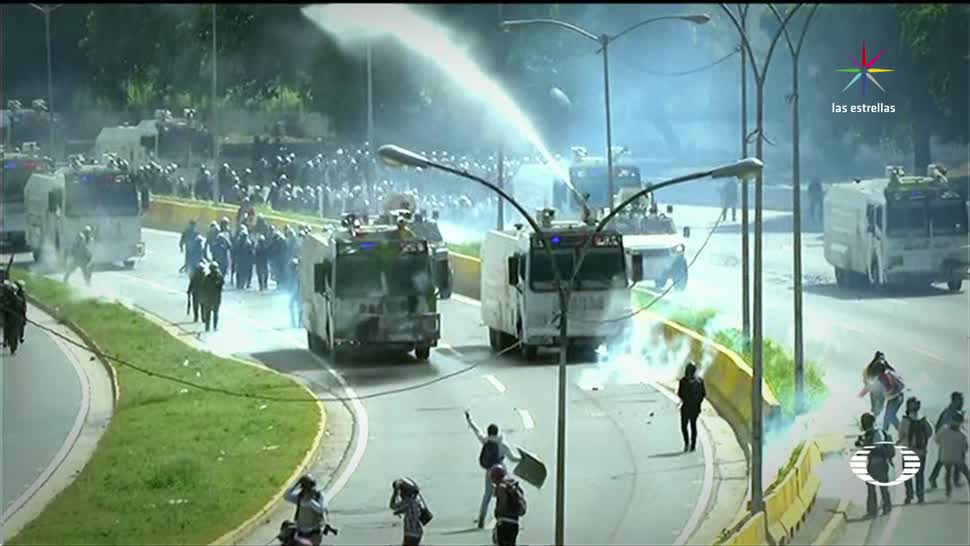 Venezuela, al borde, crisis, humanitaria, manifestaciones, protestas