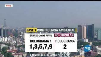 Mantienen, contingencia, ambiental, Valle de México