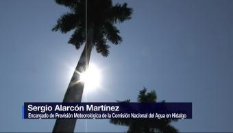Huejutla, Hidalgo, temperaturas, alcanzan 50 grados, Ola de calor, clima