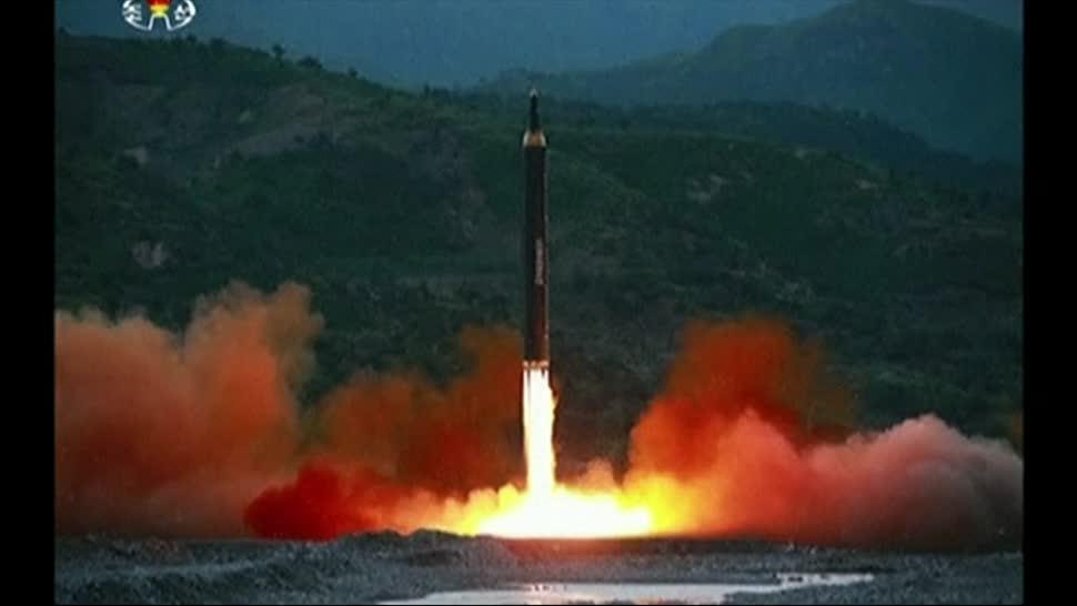 Corea del Norte, segunda prueba, nuevo desafío, Pukchang