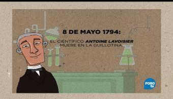 Anecdotario, Secreto, Antoine, Lavoisier, quimica, moderna
