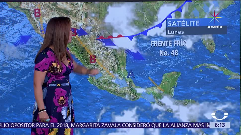 tormentas, Coahuila, Nuevo León, Tamaulipas, Chiapas