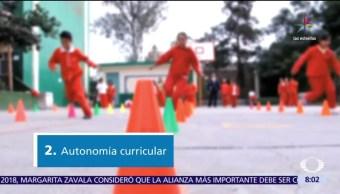 hábitos saludables, niños, estrategia de salud, escuelas de México