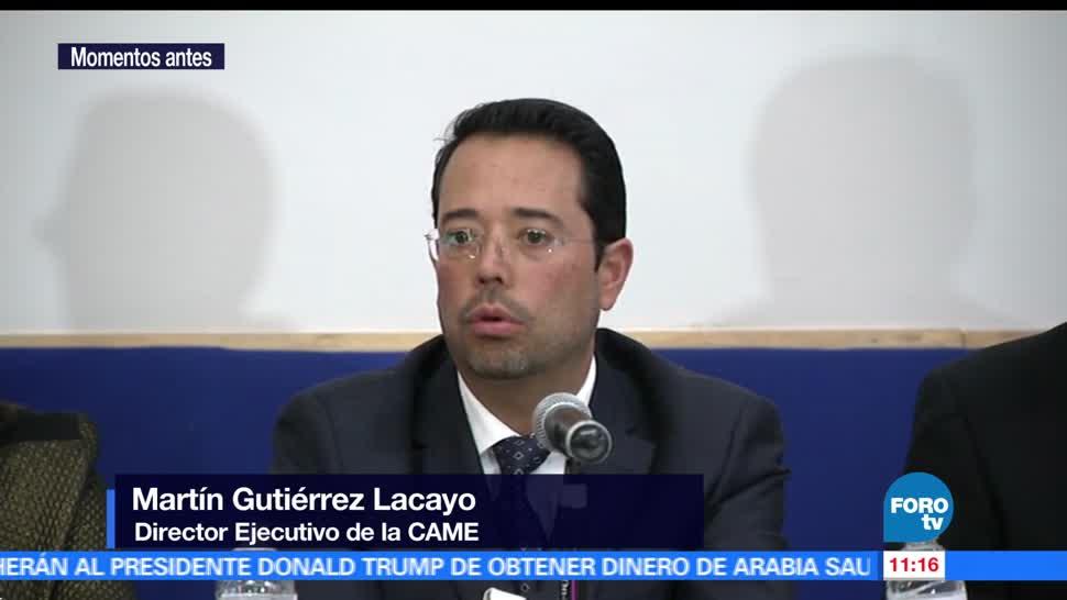 Martín Gutiérrez Lacayo, CAMe, fase I, contingencia ambiental
