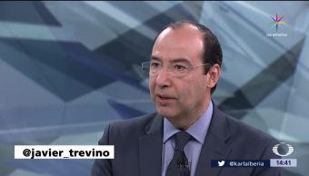 Javier Treviño, subsecretario de Educación Básica de la SEP, Salud, en tu escuela