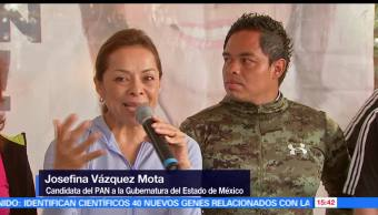 josefina vázquez mota, Partido Acción Nacional (PAN), impulsará, espacios deportivos