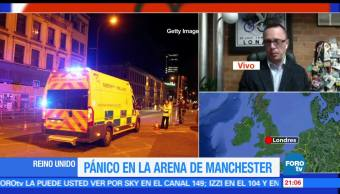 noticias, forotv, Autoridades, explosiones, Manchester, acto terrrorista