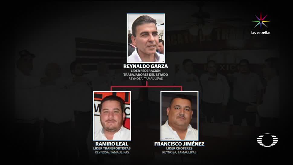 noticias, televisa news, derecho de piso, trabajar, Tamaulipas, Empresarios de la construccion
