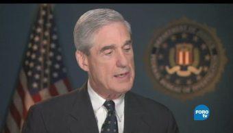 noticias, forotv, Estados Unidos, Robert Muller, FBI, ataques terroristas