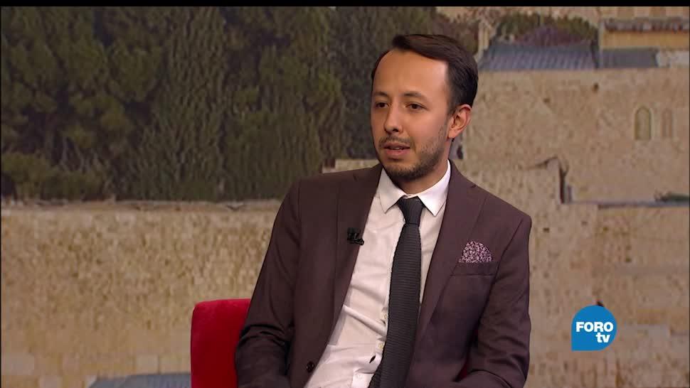 noticias, forotv, Genaro Lozano, entrevista, Enrique Sevilla, primera gira internacional de Trump