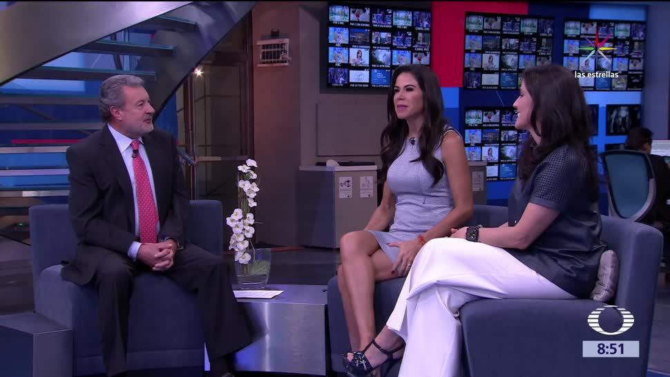 Alicia Lebrija, Fundación Televisa, Marco Martínez, Asociación de Bancos de México, Bécalos 2017