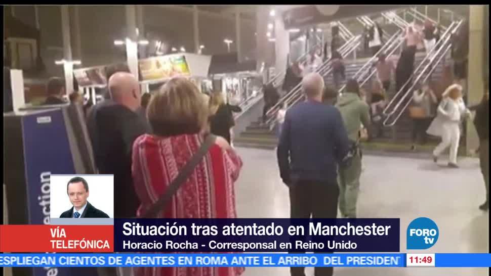 corresponsal en Reino Unido, Horacio Rocha, autoridades británicas, víctimas
