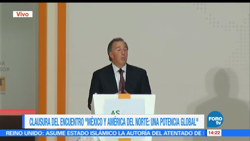 José Antonio Meade, secretario de Hacienda, Adversidad, México crezca