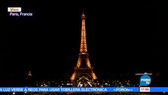Apagan, Torre Eiffel, Manchester, francesas
