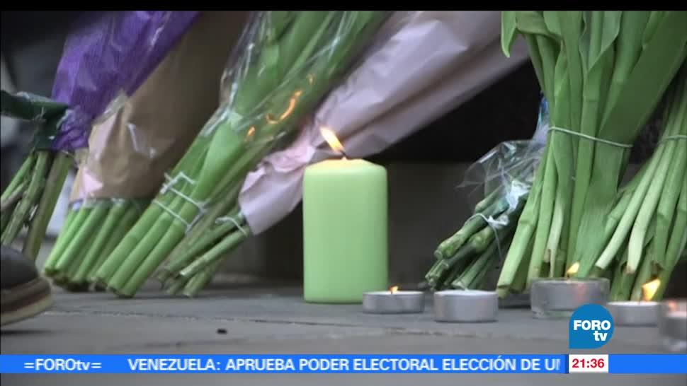 noticias, forotv, Vigilia en memoria, victimas, ataque, Manchester