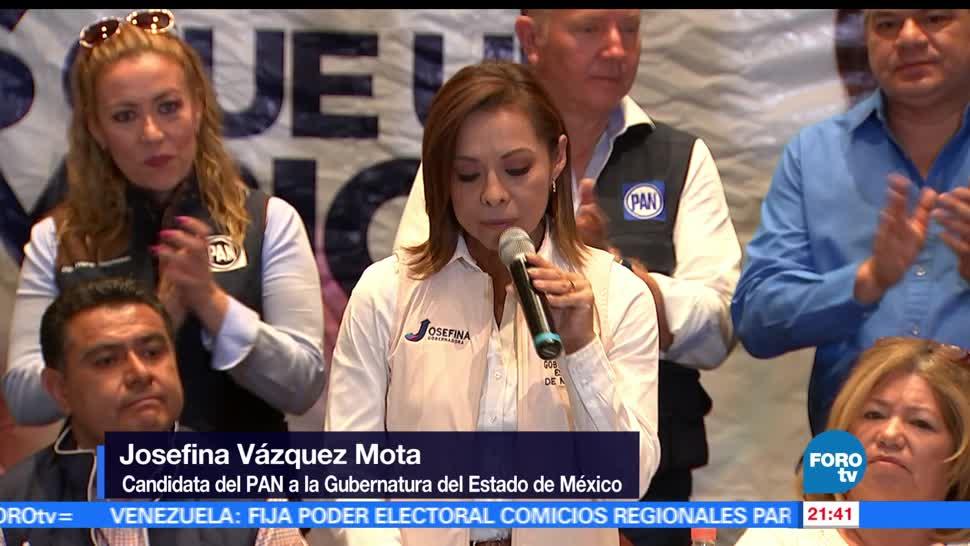 noticias, forotv, Vázquez Mota, visita, Tlalnepantla, Atizapán
