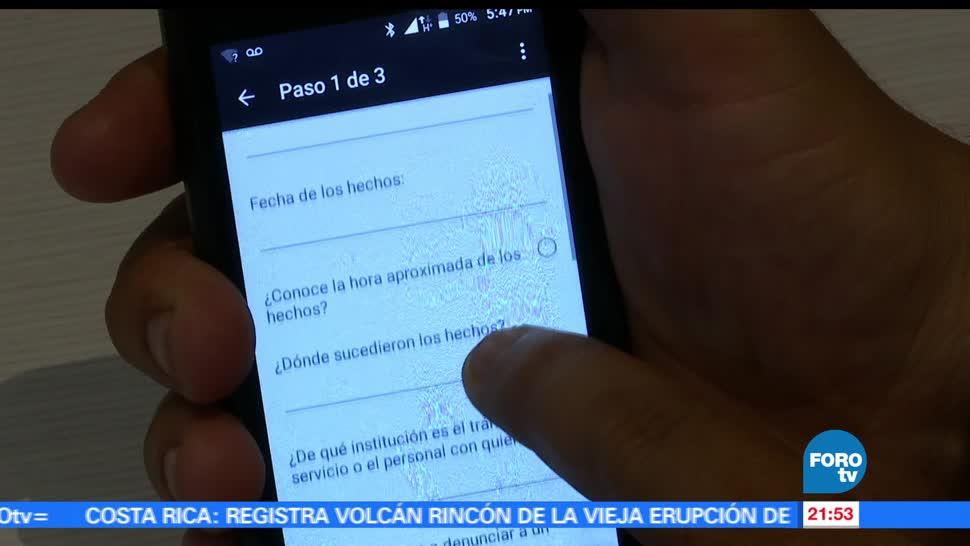noticias, FOROtv, SFP, activa, app, Denuncia la Corrupción