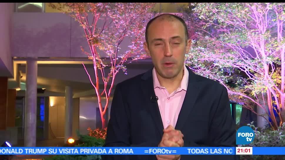 noticias, forotv, Hora 21, Programa, completo, 23 de mayo de 2017