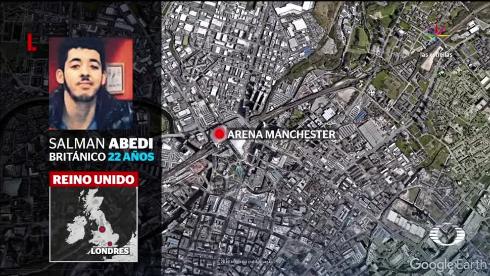 noticias, televisa, Reino Unido, alerta maxima, terrorismo, manchester