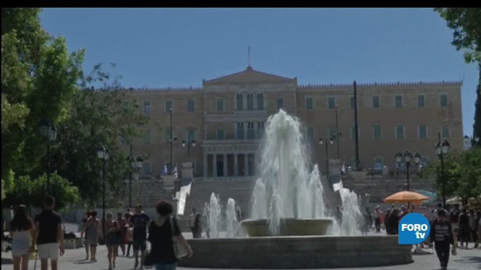 noticias, FOROtv, Grecia, no sale, crisis, crisis económica