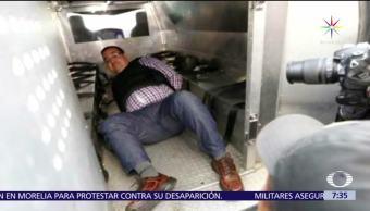 Javier Duarte, penal de Matamoros, exgobernador de Veracruz, penal