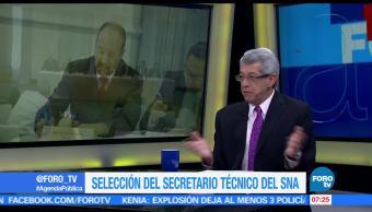 Mauricio Merino, investigador del CIDE, proceso de selección, secretario técnico, Sistema Nacional de Corrupción