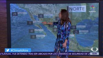 ambiente caluroso, territorio nacional, circulación anticiclónica, Clima Al Aire