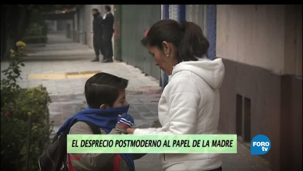 Juan Bosco Abascal, desprecio, postmoderno, papel de la madre