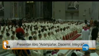 Esteban Arce, reportaje, presentación del libro, Acompañar Discernir Integrar