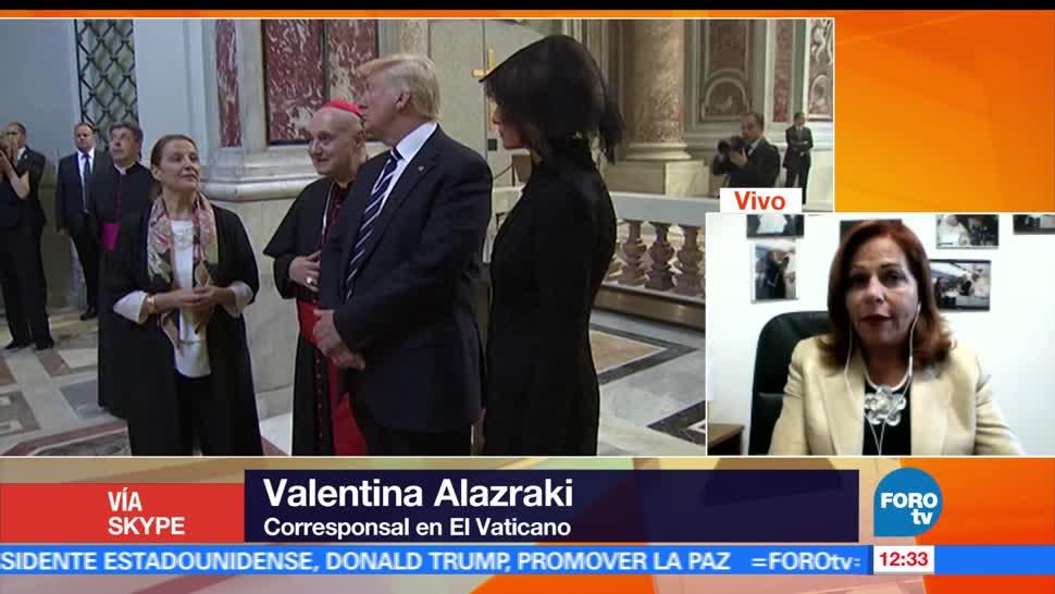 Valentina Alazraki, detalles, reunión, papa Francisco