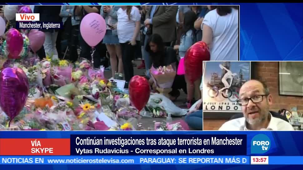 noticias, forotv, investigaciones, ataque, terrorista, Manchester