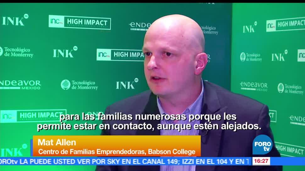 noticias, fofortv, INCmty High Impact, Ciudad de México, festival de emprendimiento, INCmty